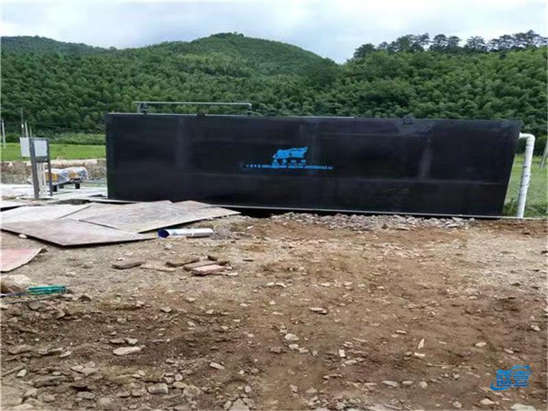 藍壹地埋式污水處理設備