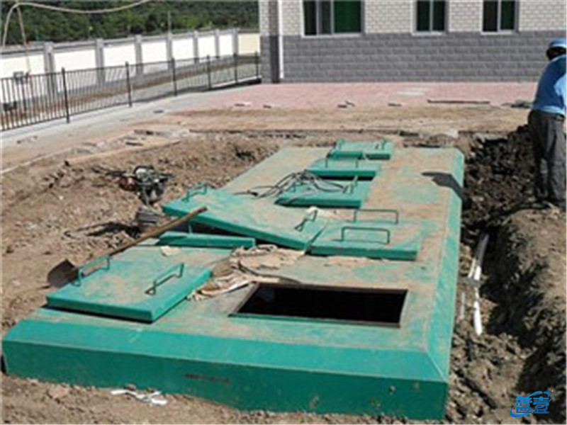 蓝壹地埋式污水处理设备